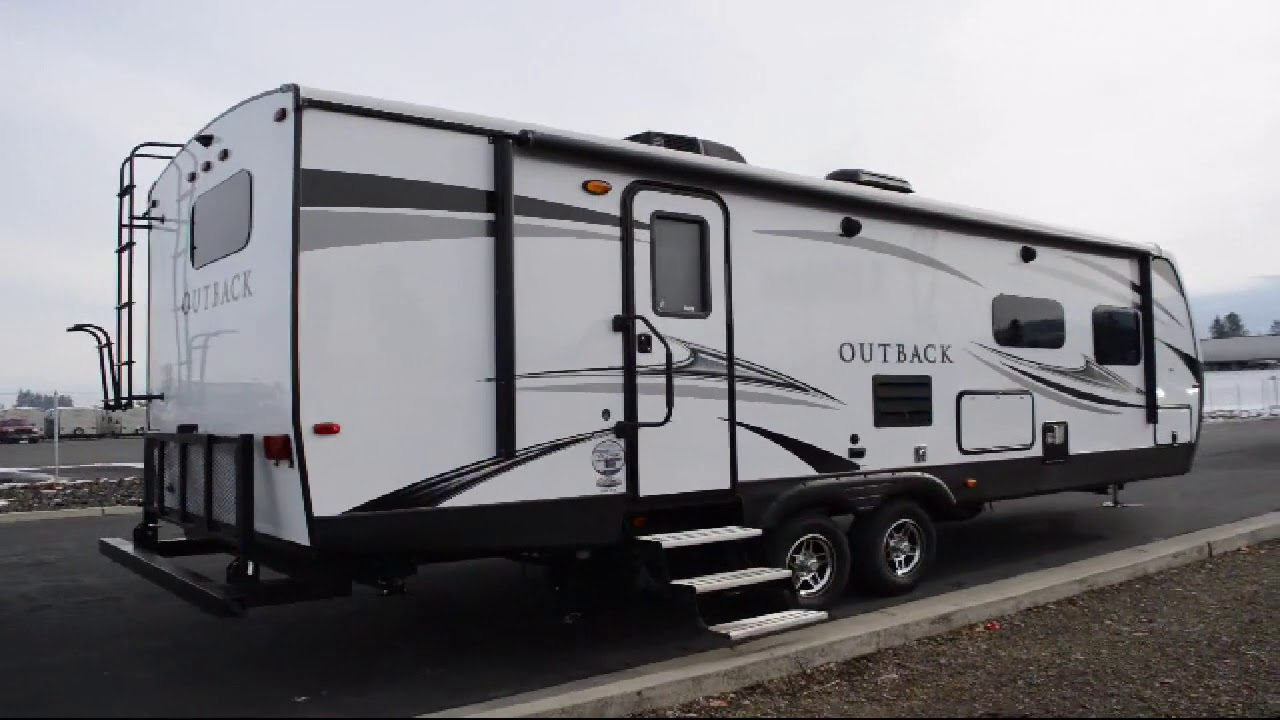 New 2018 Keystone RV Outback 266RB Travel Trailer For Sale at Blue