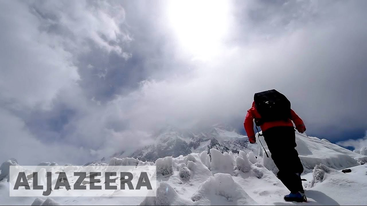 Pakistan: Polish climbers team off for challenging experience on K2