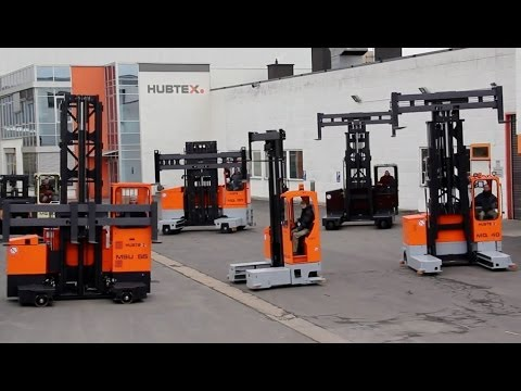 HUBTEX Multidirectional Sideloaders - Features In Details