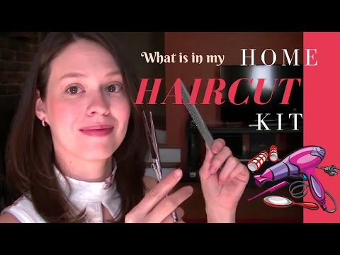 What is in my Home Haircut Kit | Home Haircuts
