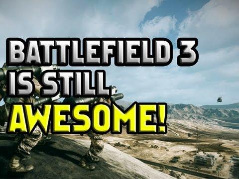 Battlefield 3 is Still Awesome (Boom de yada) Song - 1080P