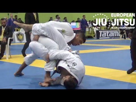 Victor Hugo VS Guilherme Andrade / European Championship 2019