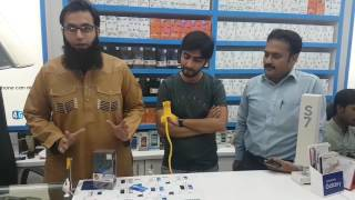 Samsung Galaxy S8+ unboxing in Pakistan....