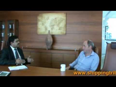In Conversation With Mr Nick Collins, Chief Operating Officer, Clarkson Dubai