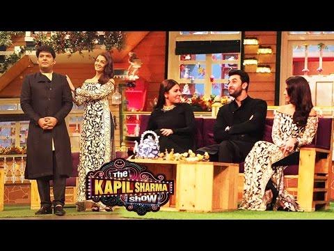 The Kapil Sharma Show | Ranbir Kapoor, Aishwarya Rai, Anuhska Sharma | Ae Dil Hai Mushkil Special