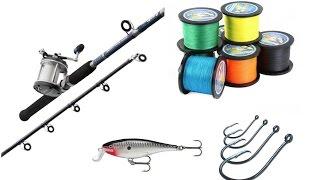 اختيار العدة المناسبة لصيد السمك Fishing Equipment Youtube