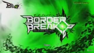 Japanese TV Commercials [4296] Border Break ボーダーブレイク