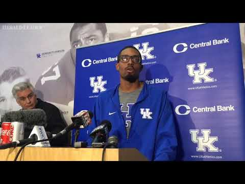 Kentucky players react to Music City Bowl bid