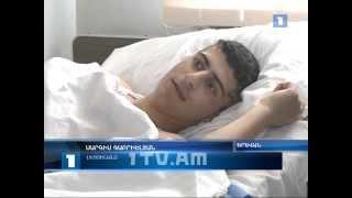 Հակառակորդի հետ մարտում վիրավորված Սարգիս Գաբրիելյանը՝ ադրբեջանական դիվերսիայի և այլնի մասին (տեսանյութ)