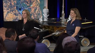 A Lifetime of Opportunity: NASA Mars Rover Completes Its Mission (news briefing)