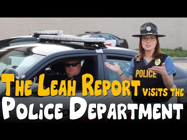 The Leah Report - London City Police Department