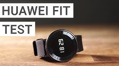 Huawei Fit Sportarmband im Test | Deutsch