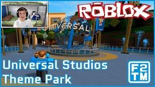 Parco a tema Roblox Universal Studios