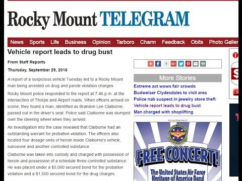 Rocky Mount NC's Dirty Little Secret