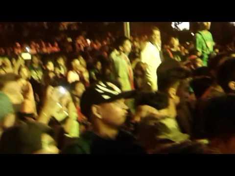 Spongecola live in ormoc city plaza stages