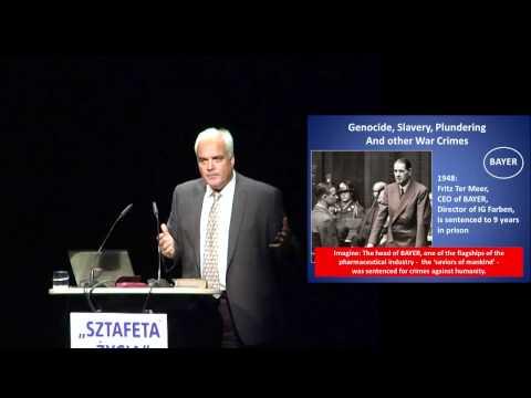Dr. Matthias Rath - Movement of Life (Warsaw.Poland June/18/2011) - [HD]