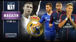 Nach Ronaldo-Abgang: Wie fängt Real den Verlust auf? | TRANSFERMARKT