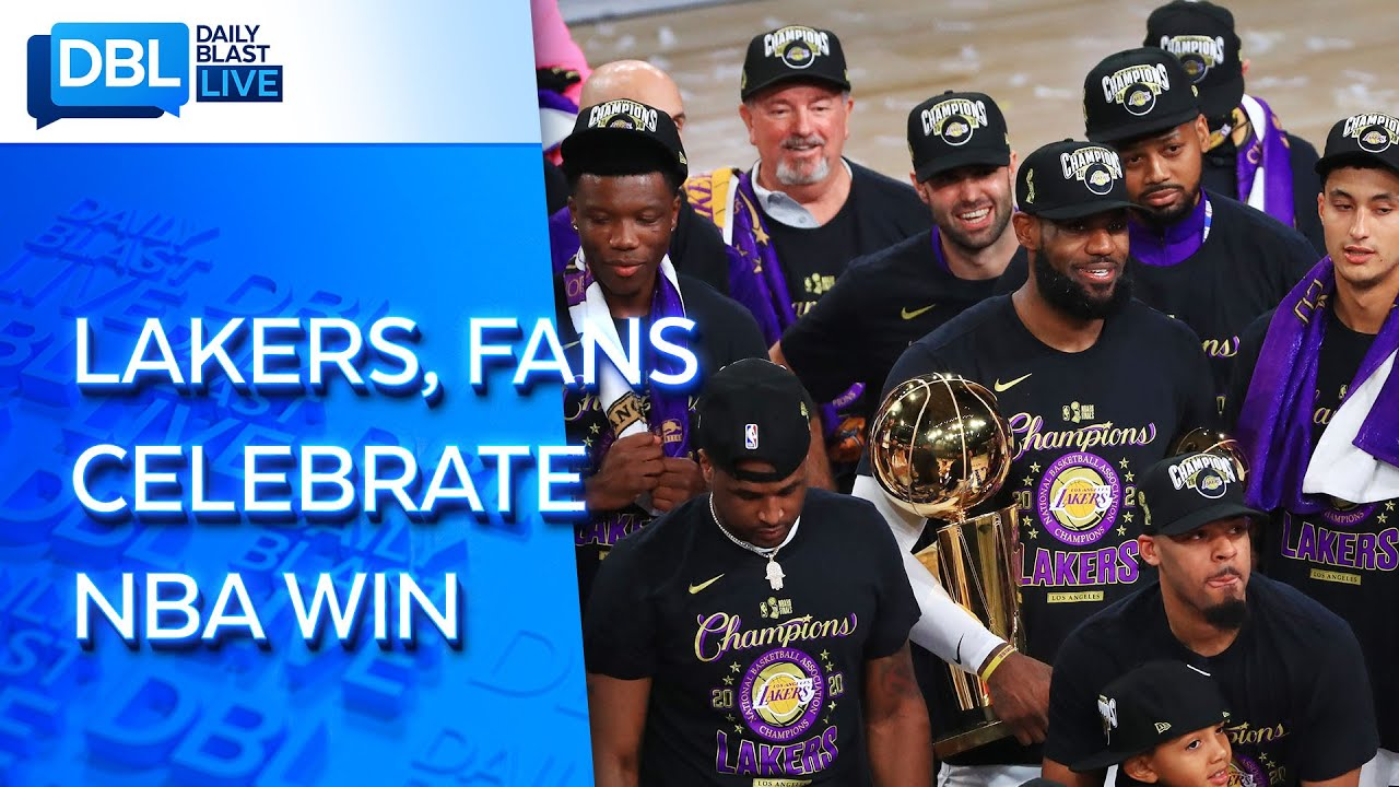 Lakers Win NBA Finals; No Coronavirus Cases Reported In Bubble