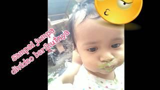 PEEK A BOO - COCOMELON | REACTION BY BABY MUTIARA | +MORE KID SONGS