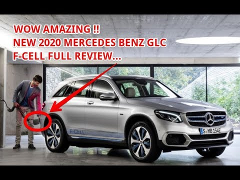 WOW !! 2020 MERCEDES BENZ GLC F CELL REVIEW