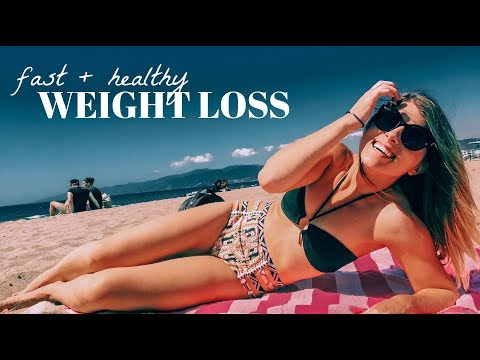 WEIGHT LOSS MOTIVATION | What I Ate To Lose 30 Lbs ~14 Kgs