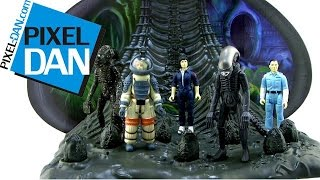 Alien ReAction Egg Chamber Action Playset Video Review