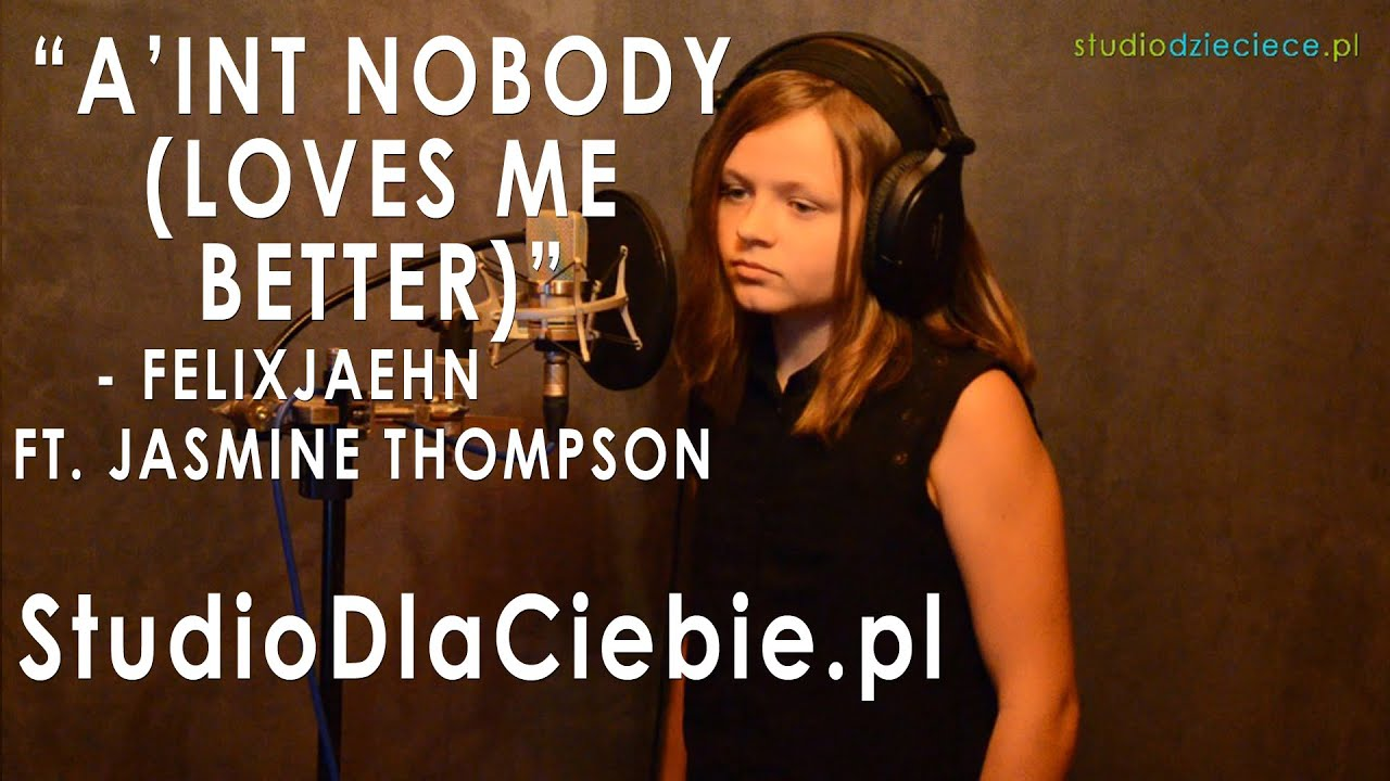 Felix Jaehn - Ain\'t nobody (Loves Me Better) ft. Jasmine Thompson - (cover by Martyna Szymanek)