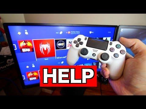 My PS4 is Broken... please help!