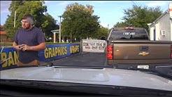 DashCam Video/Arrest Of Dillon Webb for free speech