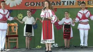 Flori de cantec Romanesc- spectacol de exceptie de ziua Comunei Crimpoia