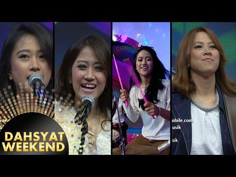 Si cantik Sister Band 'Dunia Belum Berakhir' [Dahsyat] [26 Des 2015]