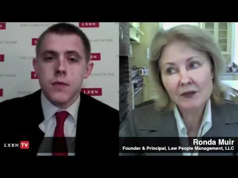 Examining the Sorry State of the Legal Industry & What Must Be Changed to Save it—Ronda Muir