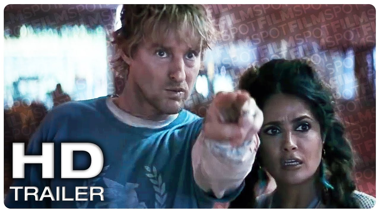 BLISS Official Trailer #1 (NEW 2021) Owen Wilson, Salma Hayek Movie HD