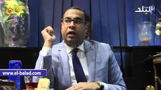 بالفيديو.. محمد فضل الله: لا أسعى إلى منصب وزير الشباب.. وطالبت بإلغاء بند الـ 8 سنوات