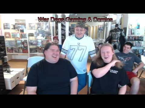 Bean Boozled Challenge War Dogs Gaming & Comics