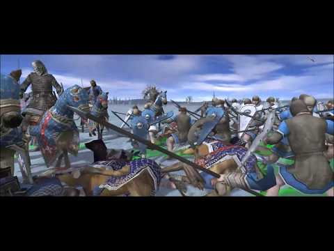 Let's Play Medieval II: Total War #26 France(vh/vh) Winter1090 - 3 Schlachten für France