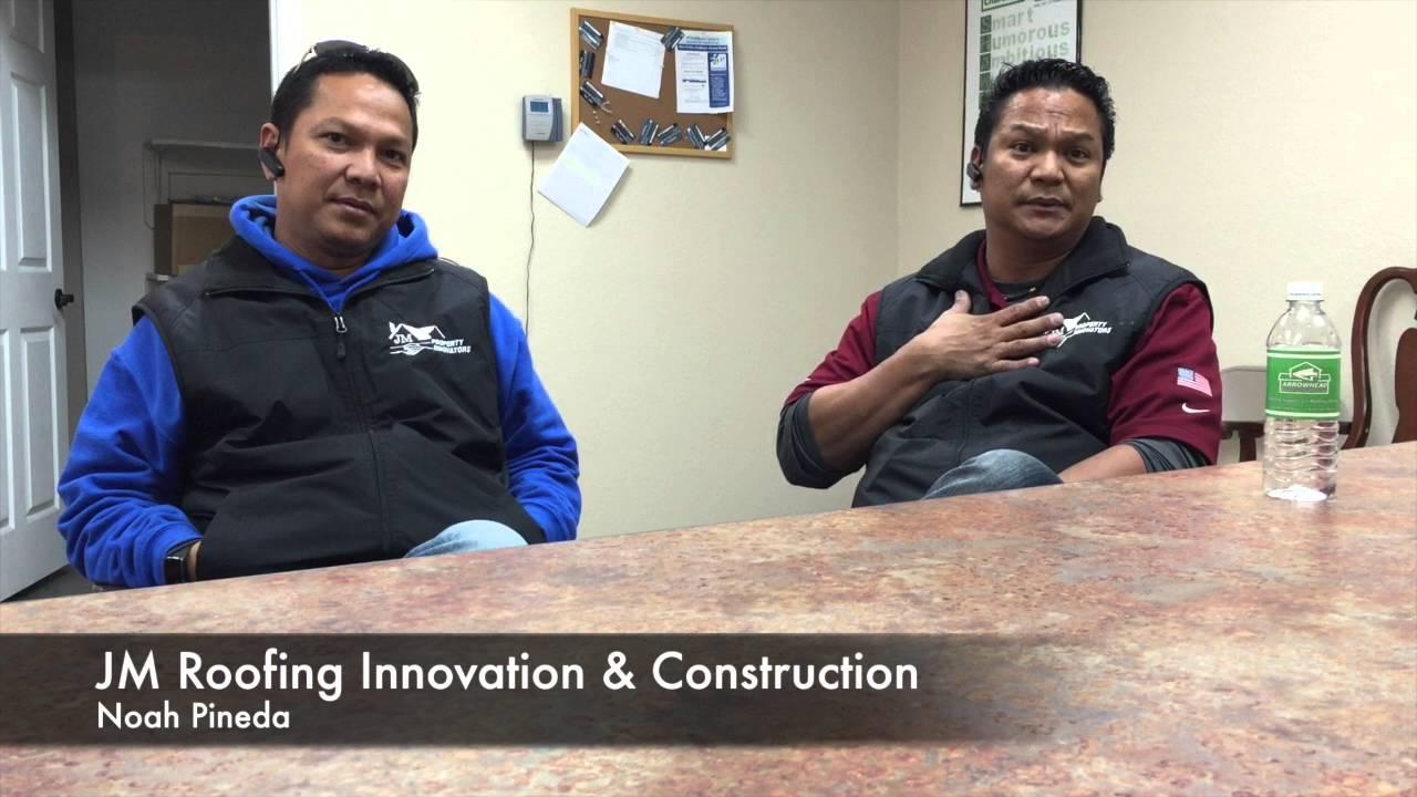 Arrowhead Building Supply Testimonials Jm Roofing