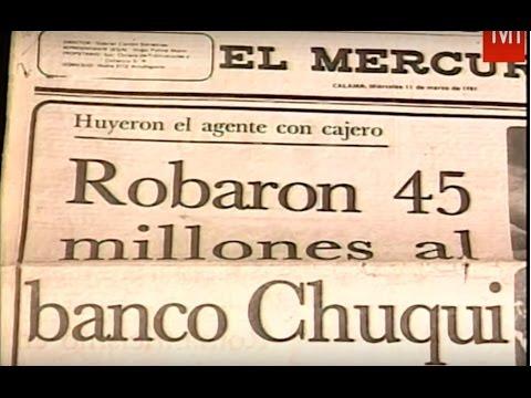 Mea Culpa - El Paredón Del Desierto (Caso Calama) (1995)