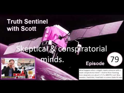 What happens when a skeptic meets someone with a more conspiratorial mind? (with Brian Dunning)