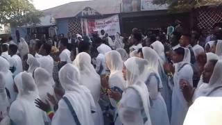 የህዳር ጽዮን ማርያም ክብረ በዓል በአክሱም | Hidar Tsion Mariam Celebration in Aksum (Axum)