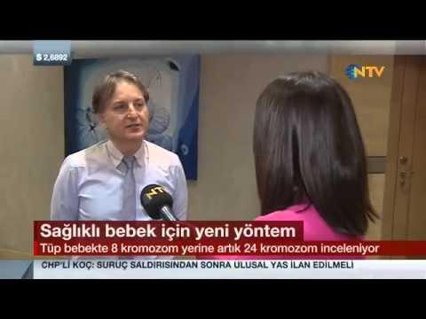 Prof. Dr. Volkan Baltacı Tüp Bebek Tedavisinde Başarı Oranını Yükselten Yöntemi Anlatıyor