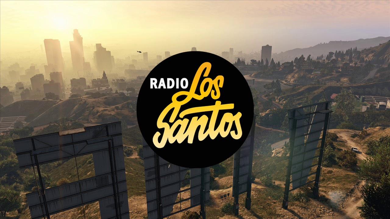 gta 5 los santos radio