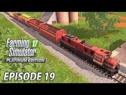 NEW FIELD | Farming Simulator 17 Platinum Edition | Estancia Lapacho - Episode 19