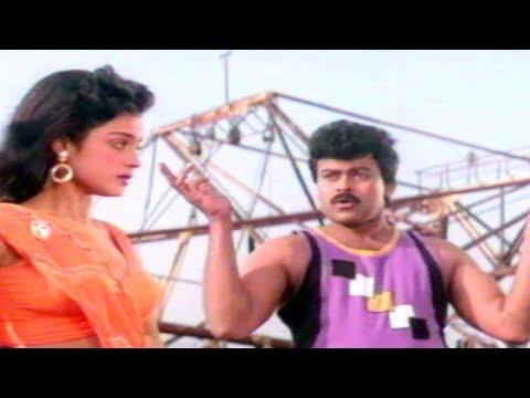 punnara-peda-mane---aye-hero-1994-malayalam-movie-song-hd-|-chiranjeevi-|-mg-sreekumar-|-chithra
