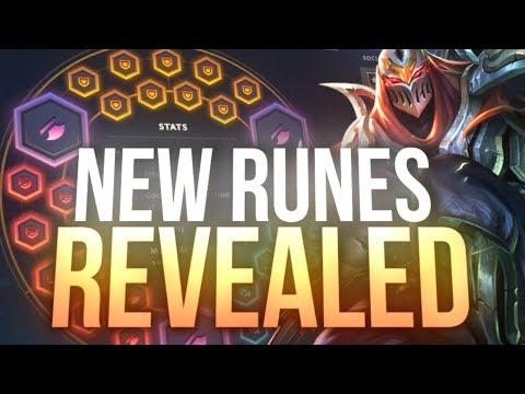LL Stylish - NEW RUNES REVEALED