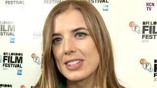 Agyness Deyn Interview Sunset Song Premiere