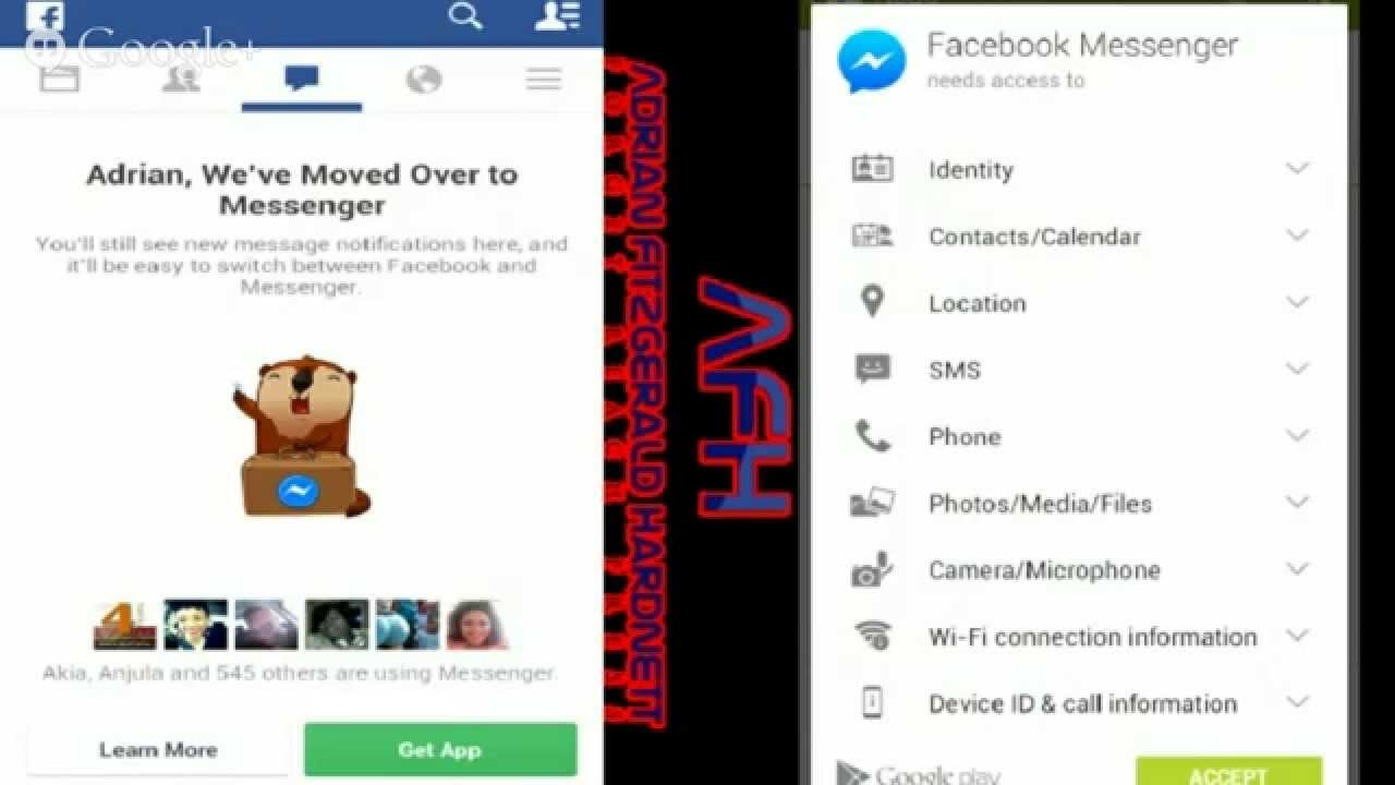 How do i remove facebook messenger from my phone 2014 youtube how do i remove facebook messenger from my phone 2014 ccuart Image collections