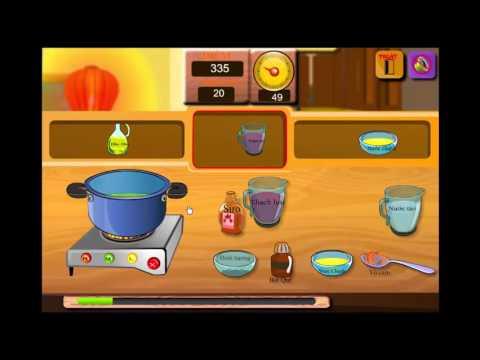 Chơi game Nấu ăn ngày tết - Game Vui