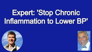 Stop chronic inflammation. Practical steps from Dr Hansen