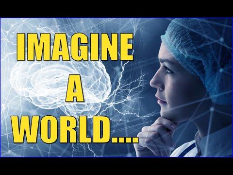 Imagine a World.......